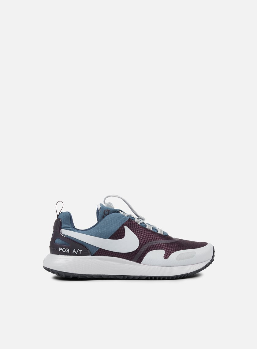 Nike Air Pegasus A/T Winter Mens Shoes Blue Fox/Wolf Grey/Port Wine 924497-400