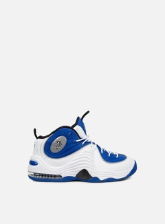 Nike - Air Penny II, College Blue/Metallic Silver/White 1