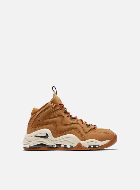 sneakers nike air pippen desert ochre velvet brown fossil