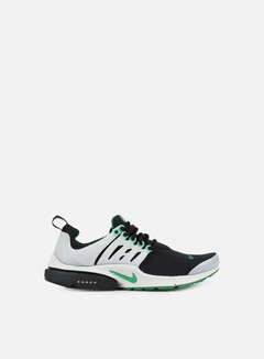 Nike - Air Presto Essential, Black/Pine Green/Neutral Grey