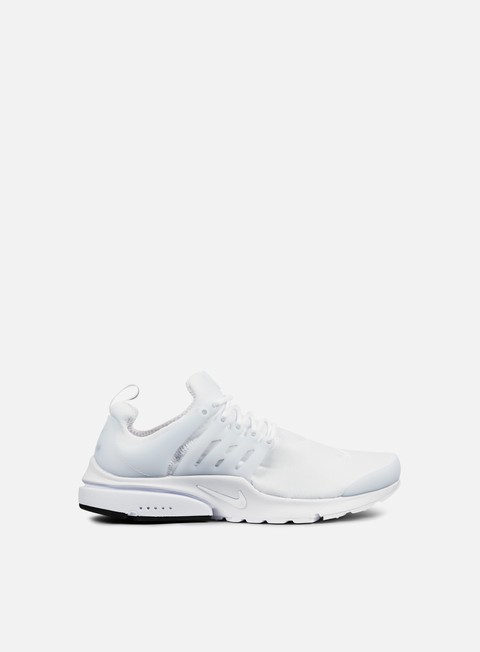 sneakers nike air presto essential white white