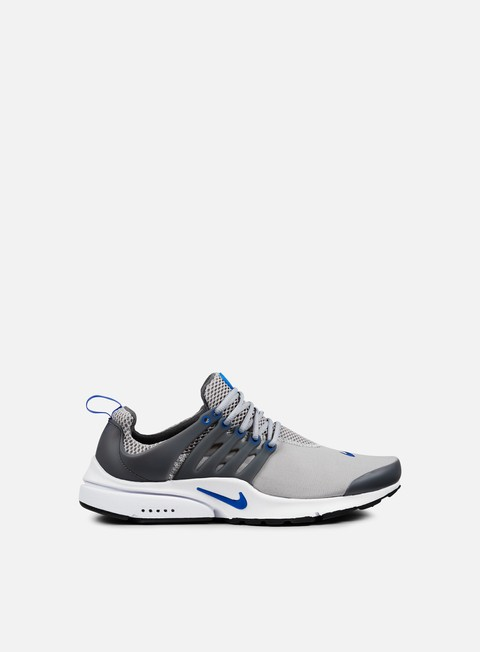 sneakers nike air presto essential wolf grey game royal dark grey