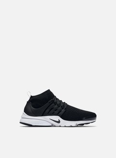 Nike - Air Presto Flyknit Ultra, Black/Black/White 1