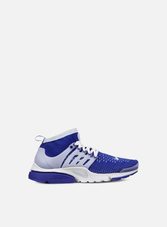 Nike - Air Presto Flyknit Ultra, Racer Blue/Blue Grey/White