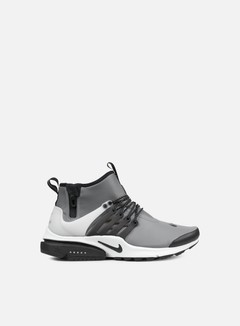 Nike - Air Presto Mid Utility, Cool Grey/Black/Off White 1