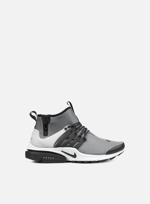 High Sneakers Nike Air Presto Mid Utility