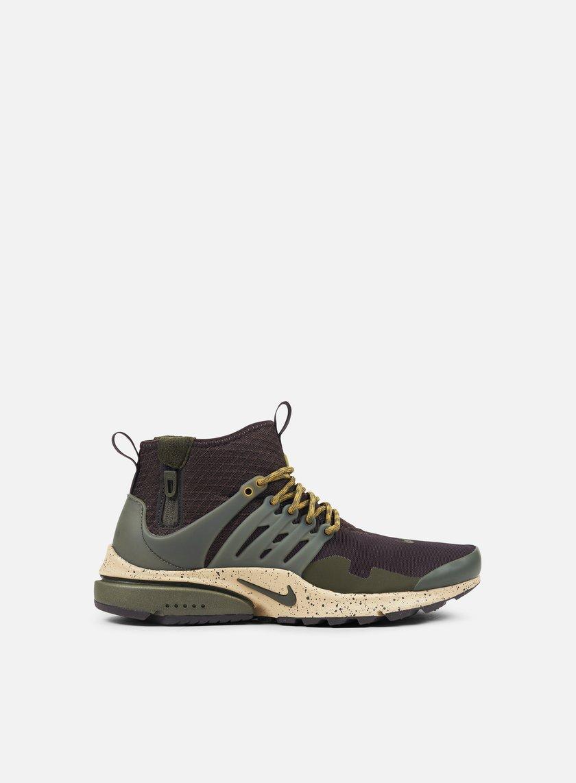 59e69a7c3556 NIKE Air Presto Mid Utility € 75 High Sneakers
