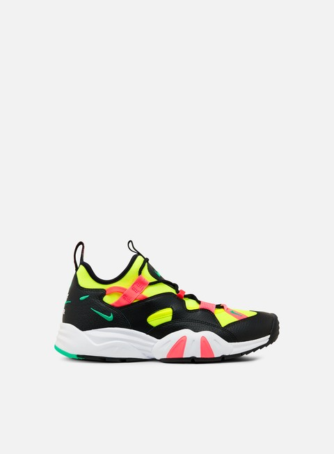 sneakers nike air scream lwp black menta racer pink volt