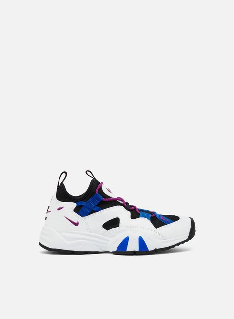 sneakers nike air scream lwp white bold berry lyon blue