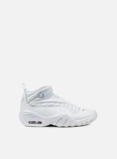 Nike - Air Shake Ndestrukt, White/White/White