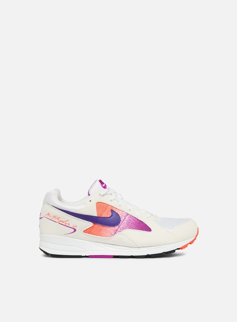 sneakers nike air skylon ii white court purple solar red
