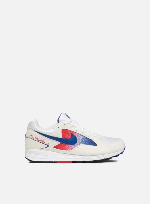 sneakers nike air skylon ii white game royal
