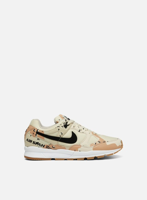 sneakers nike air span ii premium beach black praline