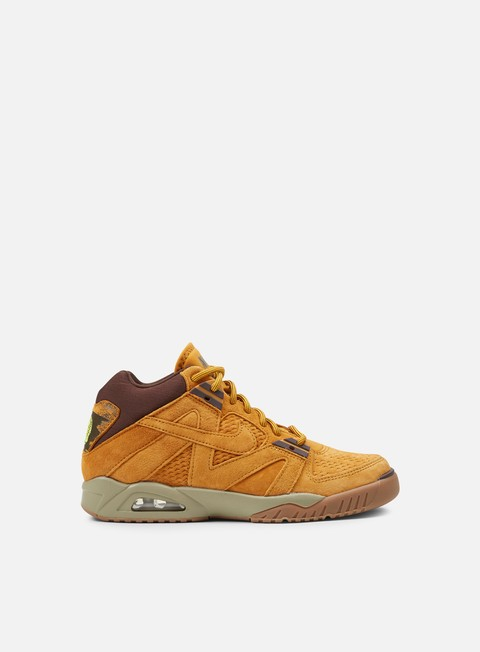 sneakers nike air tech challenge iii bronze bronze baroque brown