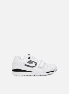 Nike - Air Trainer 2, White/White/Black 1
