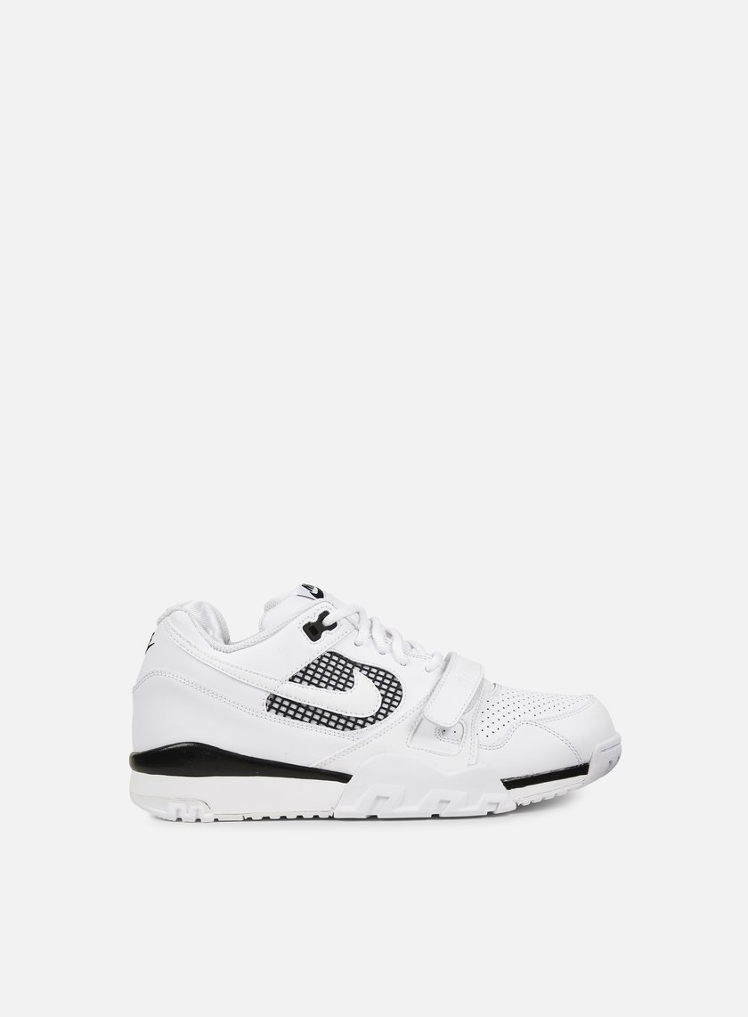 Nike - Air Trainer 2, White/White/Black