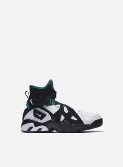 Nike - Air Unlimited, Black/White/Deep Emerald 1