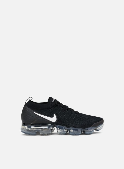 sneakers nike air vapormax flyknit 2 black white