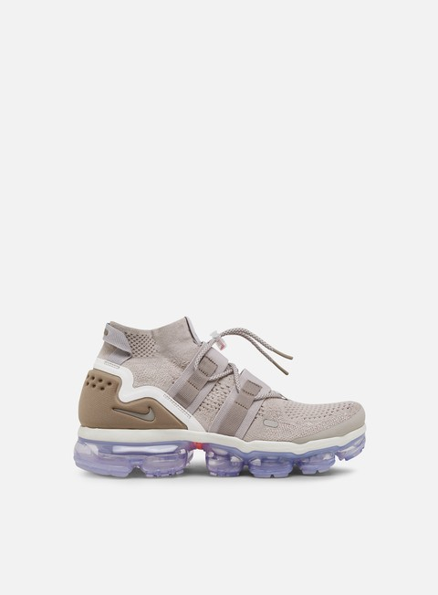 sneakers nike air vapormax flyknit utility moon particle moon particle