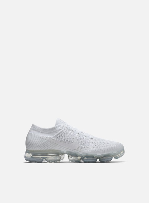 sneakers nike air vapormax flyknit white white