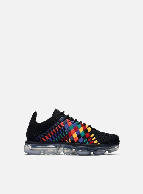 sneakers nike air vapormax inneva black black glacier blue