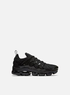 Nike - Air Vapormax Plus, Black/Black/Dark Grey
