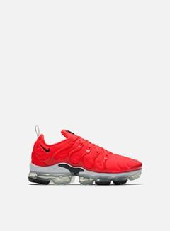 Nike - Air Vapormax Plus, Bright Crimson/Black/White