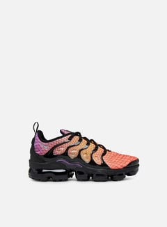Nike - Air Vapormax Plus, Bright Crimson/Reflective Silver