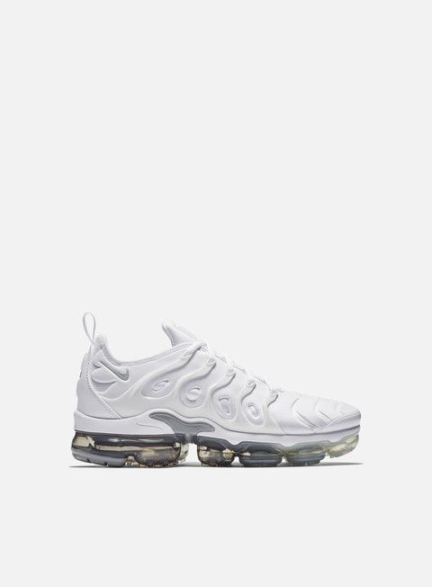 sneakers nike air vapormax plus white pure platinum wolf grey