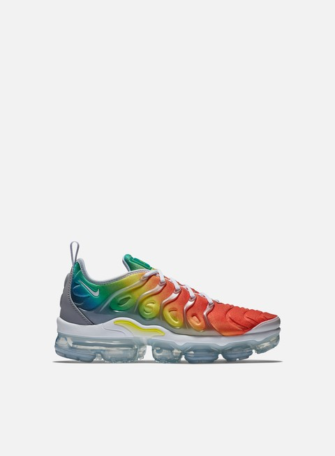 sneakers nike air vapormax plus white white neptune green