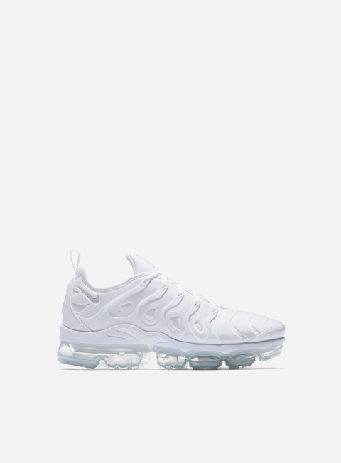 sneakers nike air vapormax plus white white pure platinum