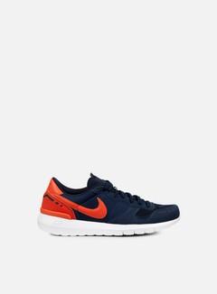Nike - Air Vortex 17, Obsidian/Team Orange/White