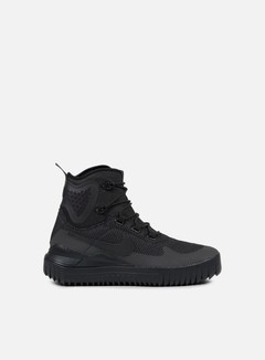 Nike - Air Wild Mid, Black/Black/Anthracite