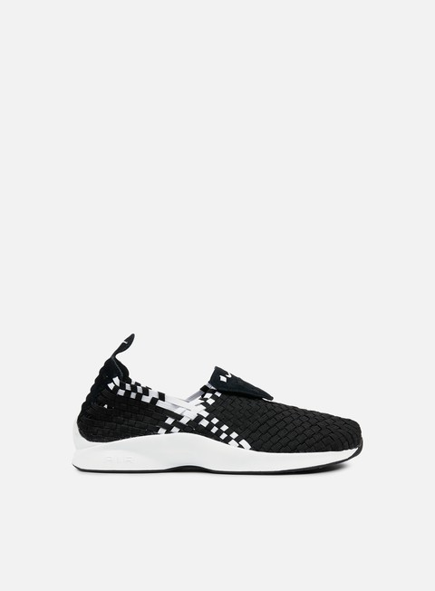 sneakers nike air woven black white