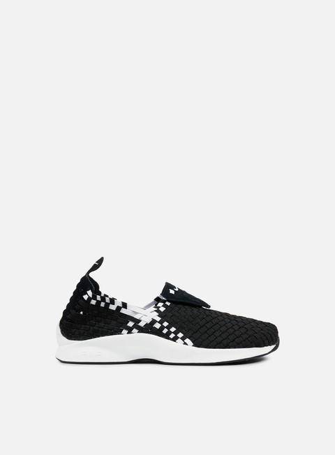 sneakers nike air woven black white