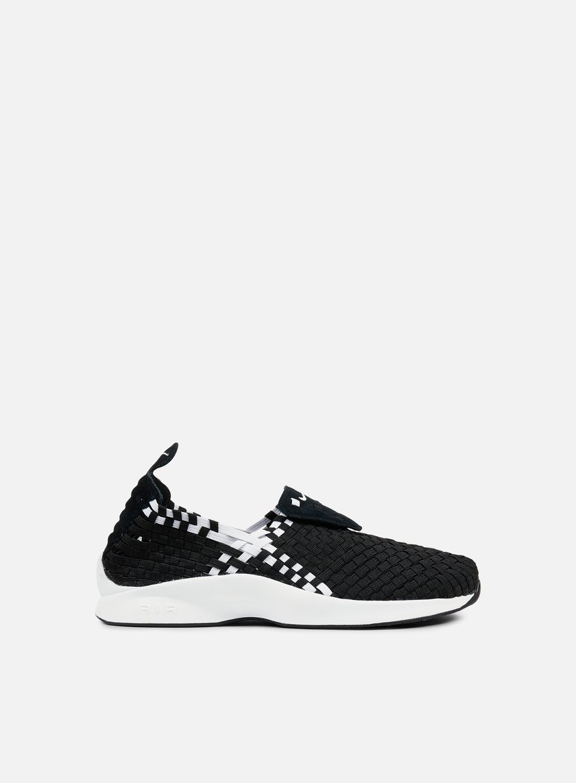 Nike - Air Woven, Black/White