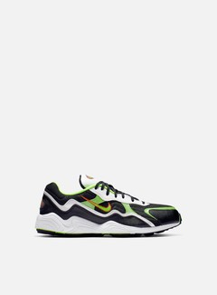 Nike - Air Zoom Alpha, Black/Volt/Habanero Red