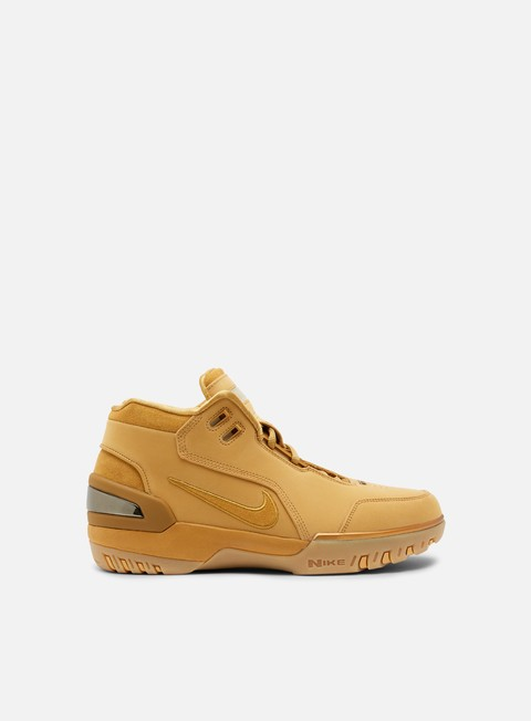 sneakers nike air zoom generation asg qs wheat gold wheat gold