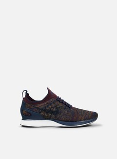 Nike - Air Zoom Mariah Flyknit Racer, College Navy/Bordeaux