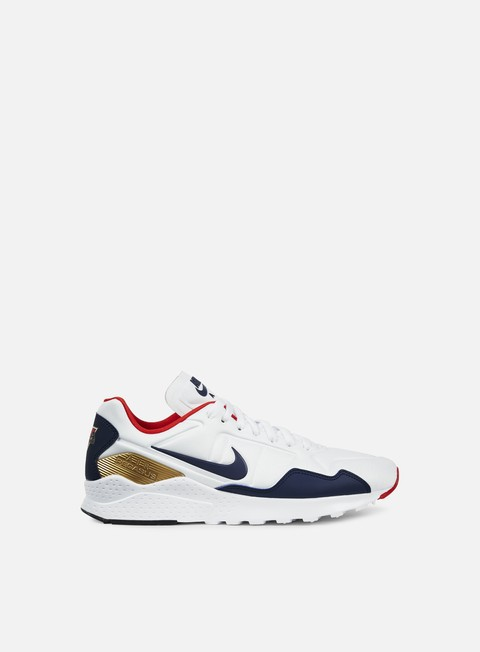 sneakers nike air zoom pegasus 92 white midnight navy metallic gold