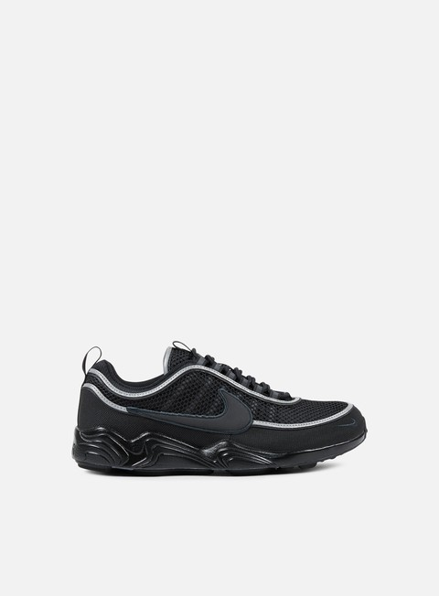 sneakers nike air zoom spiridon 16 black black anthracite