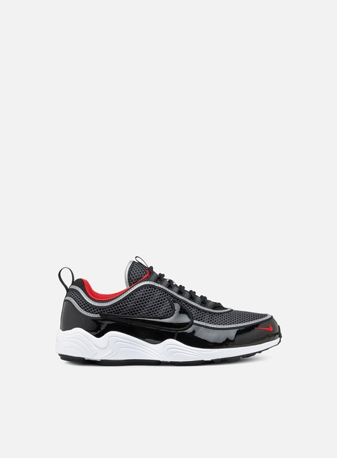 sneakers nike air zoom spiridon 16 black black university red