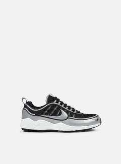 Nike - Air Zoom Spiridon '16, Black/Metallic Silver