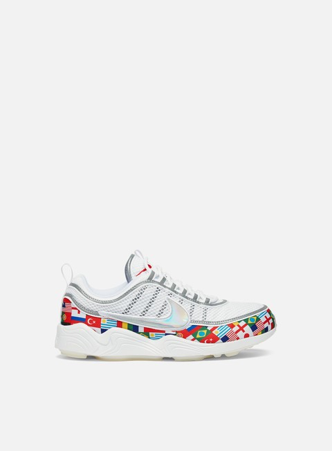 sneakers nike air zoom spiridon 16 nic qs white multi color