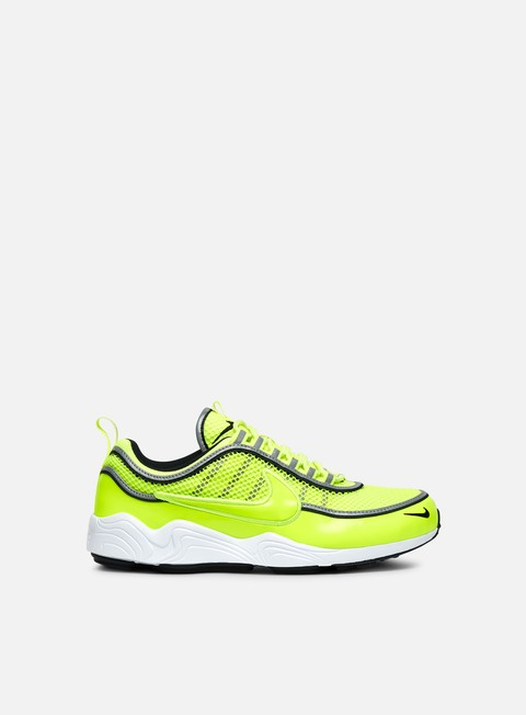 sneakers nike air zoom spiridon 16 volt volt tint white