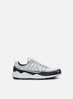 Nike - Air Zoom Spiridon '16, White/Metallic Silver