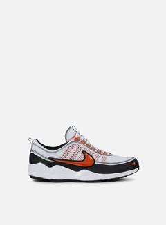 Nike - Air Zoom Spiridon '16, White/Team Orange/Black