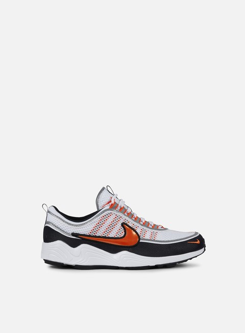 sneakers nike air zoom spiridon 16 white team orange black