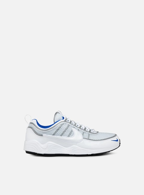 sneakers nike air zoom spiridon 16 white white pure platinium