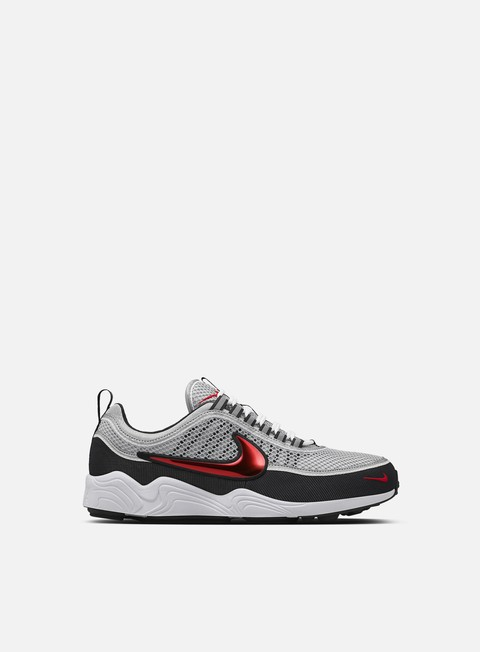 sneakers nike air zoom spiridon black sport red